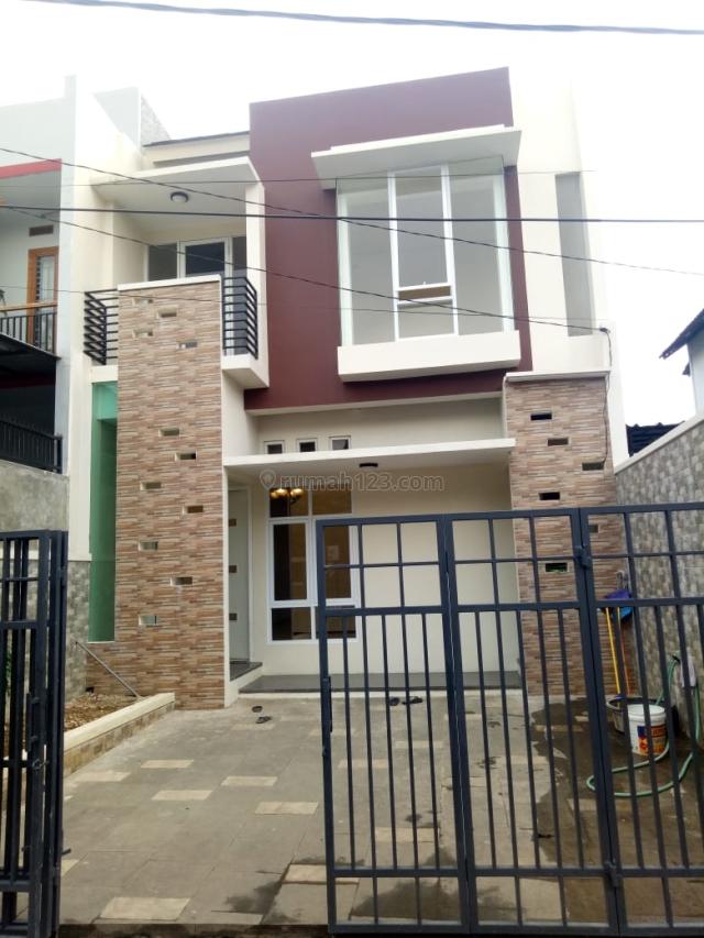 Rumah brandnew baru siap huni bagus di jatiwaringin, Jatiwaringin, Bekasi