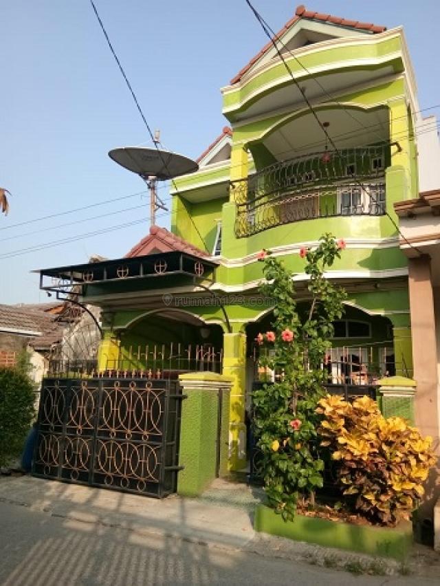 Rumah Mewah 2 Lantai!! Harga Masih Di Bawah 1 M!! Di Sektor V (4500)FD, Pondok Ungu, Bekasi