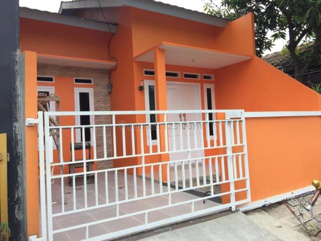 rumah murah kondisi  baru di vila gading harapan pintu barat bekasi, Bekasi Barat, Bekasi