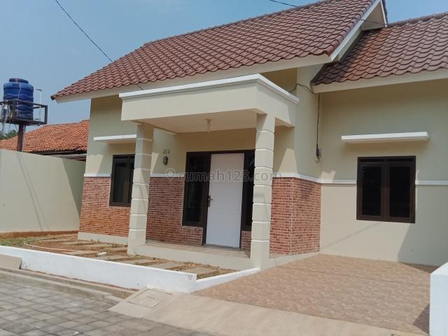 Rumah murah 5 menit Tol Jatiasih free biaya KPR, Bekasi Kota, Bekasi