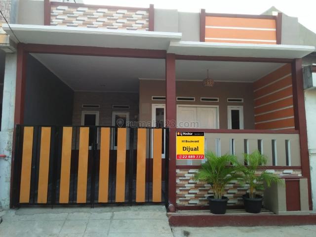Rumah minimalis siap huni Dekat Harapan Indah Harga 395 juta Nego, Bekasi, Bekasi