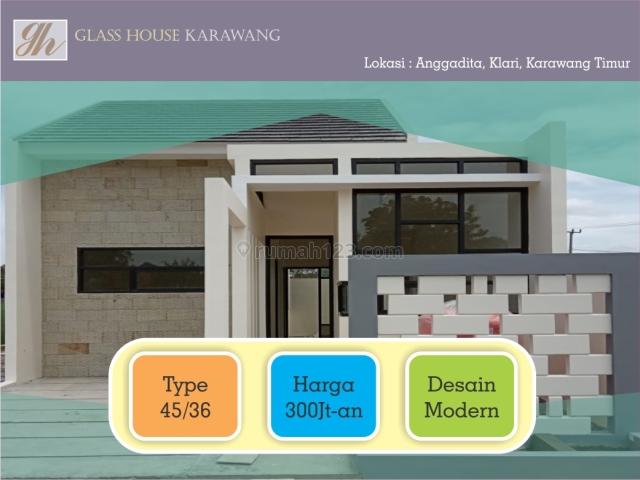 Hunian Modern Dengan Konsep Urban Tropis Pertama di Karawang!!!, Jababeka, Bekasi