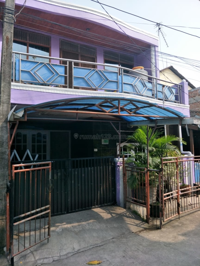 Rumah 2 Lt Murah Lepas Cepat dan BU Perumahan Pejuang Jaya Bekasi, Pejuang, Bekasi