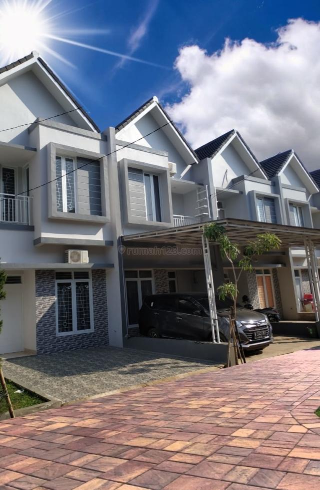 Adipati Residences Bintaro, Rumah 2 lt dijamin paling MURAH kualitas unggulan, BSD Bukit Golf, Tangerang