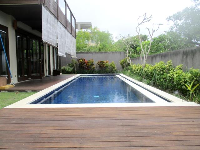 Rumah/Modern House With Swimming Pool and Ocean View at Pecatu, Badung, Bali, Pecatu, Badung