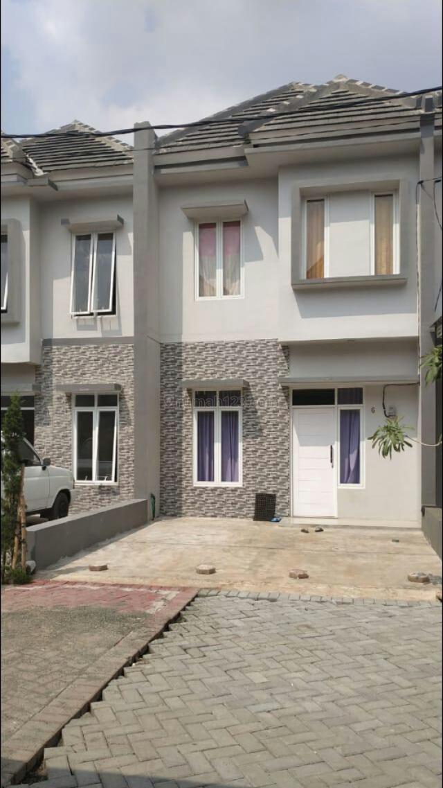 Rumah 2 lantai minimalis lokasi strategis harga murah di masputing residence, Cipondoh, Tangerang