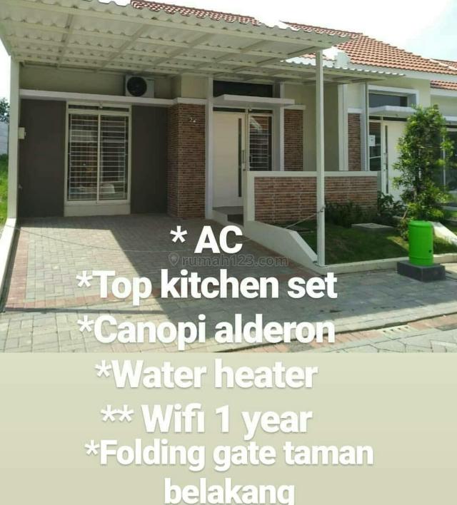 Rumah Kota Baru Parahyangan Siap Huni, Kota Baru Parahyangan, Bandung