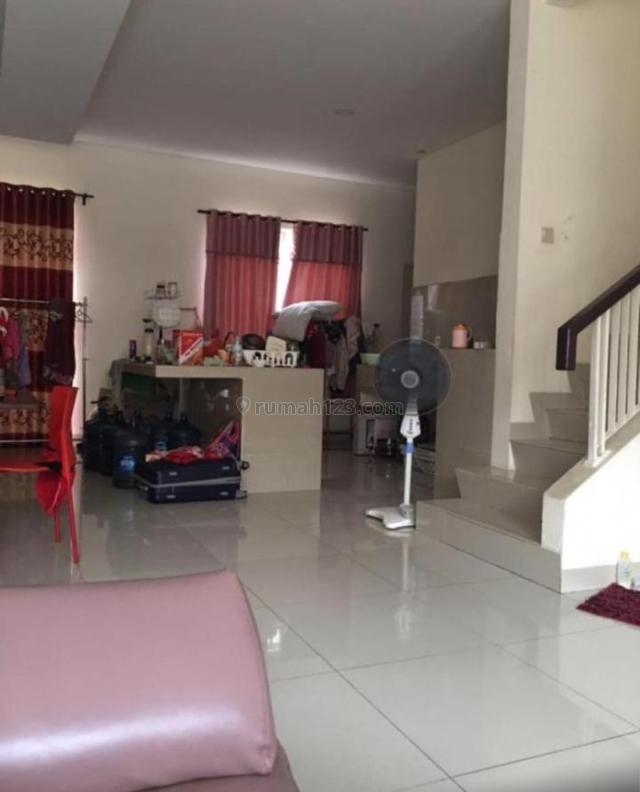 Rumah di Golflake Residence, Cluster San Lorenzo 8x15 , SHM , Cengkareng Timur, Jakarta Barat, Cengkareng, Jakarta Barat