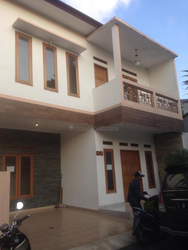 Rumah baru dalam cluster deket kalimalang dan Tol Becakayu Bekasi, Kalimalang, Bekasi