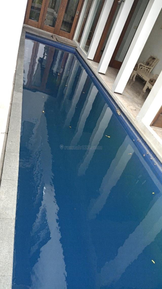 Rumah siap huni New 2lt 190/250 s pool. ..5.3M, Pondok Labu, Jakarta Selatan