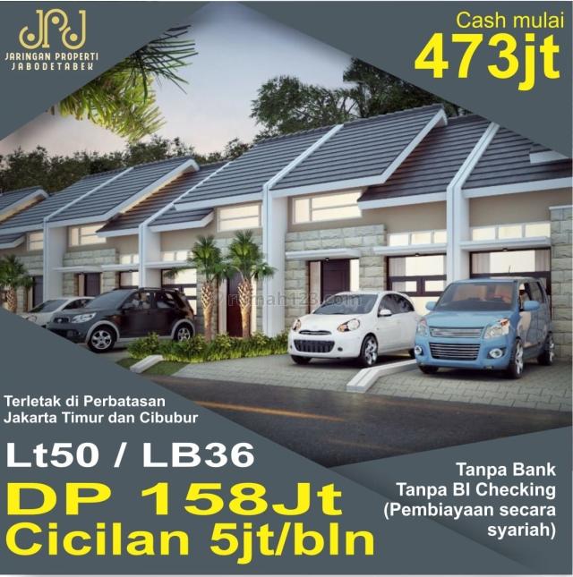 Rumah minimalis dekat cibubur, Jatisampurna, Bekasi
