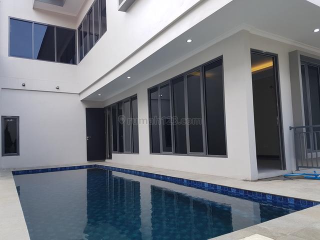 Rumah di cipete,komplek,3lt,Baru,spool,dkt sekolah perancis, Cilandak, Jakarta Selatan