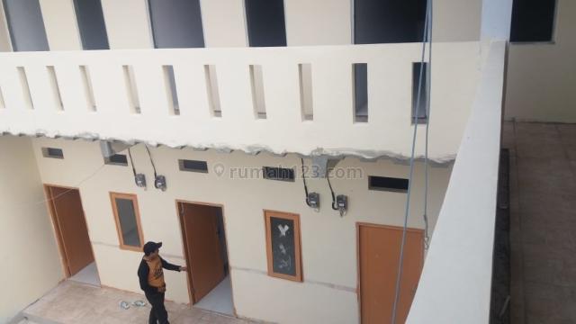 Kontrakan teluk pucung 12 pintu, Telukpucung, Bekasi