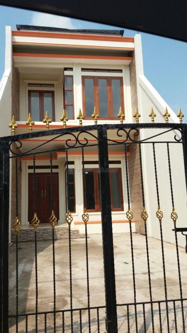 Rumah MURAH CASH ONLY siap huni dgn luas 132 di Pdk Ranggon Jaktim, Pondok Ranggon, Jakarta Timur