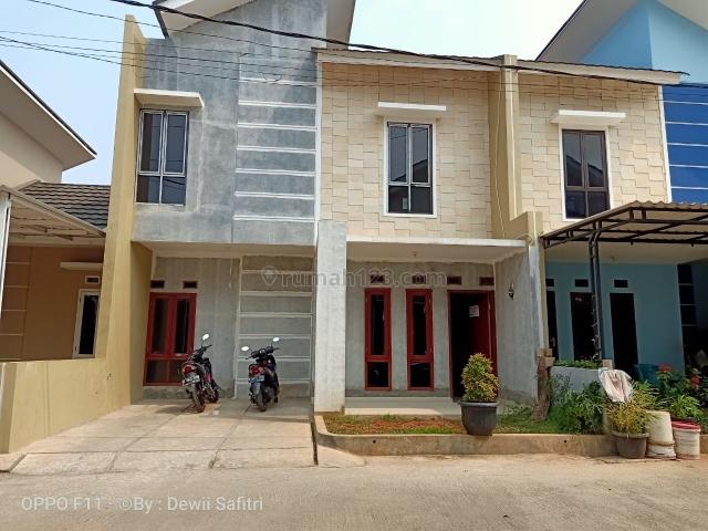 Cluster Dekat Pintu TOL Bekasi Timur, Jatimulya, Bekasi
