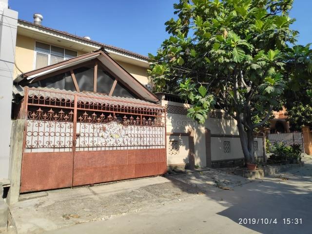 Rumah Hook Agung Permai , 14X15m , Selatan-Barat , Jalan Lebar, Sunter, Jakarta Utara