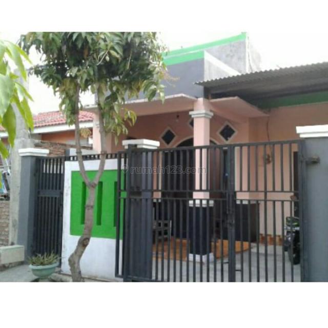 Rumah siap huni di Pondok Ungu Permai (B2598), Bekasi Utara, Bekasi