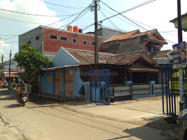 Rumah posisi hook di Pondok Ungu permai, Kaliabang, Bekasi