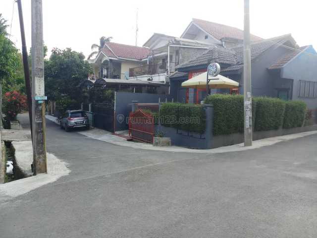 Rumah luas komp Permata, Bandung Barat, Cimahi, Bandung