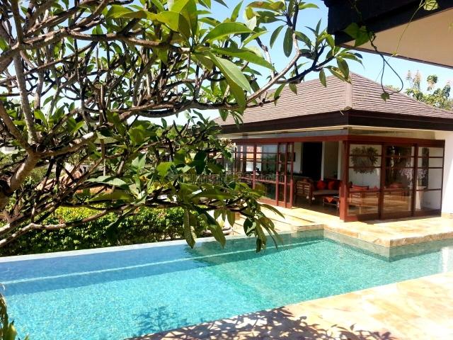 Rumah // Beautiful Villa with Ocean View at Goagong, Bukit Jimbaran, Badung, Bali., Goa Gong, Badung