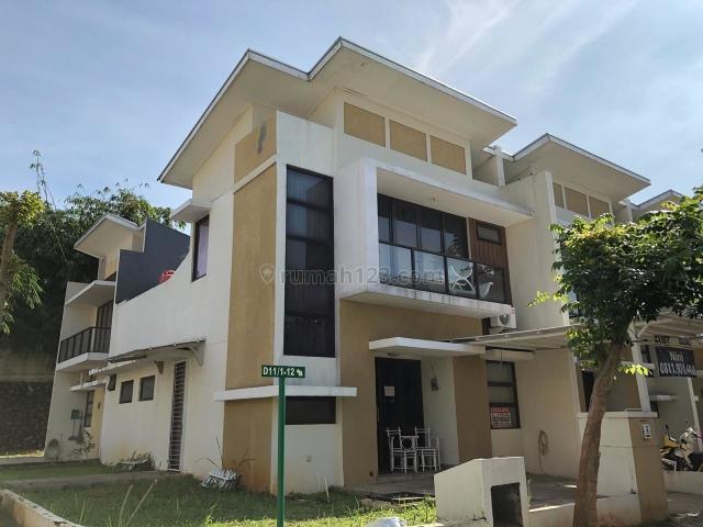 Rumah Minimalis Laverde @Serpong Park Cluster Lunaire, Ciputat, Tangerang Selatan