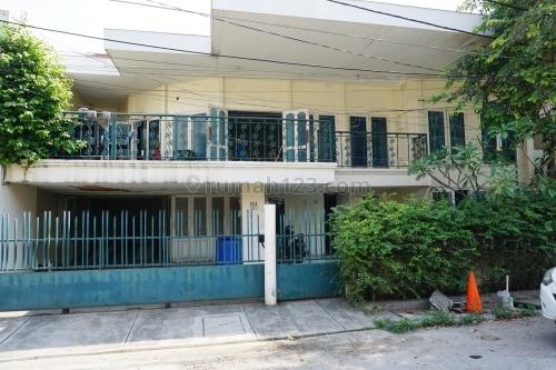 Dijual Rumah Cempaka Putih II - Zona campuran, Cempaka Putih, Jakarta Pusat