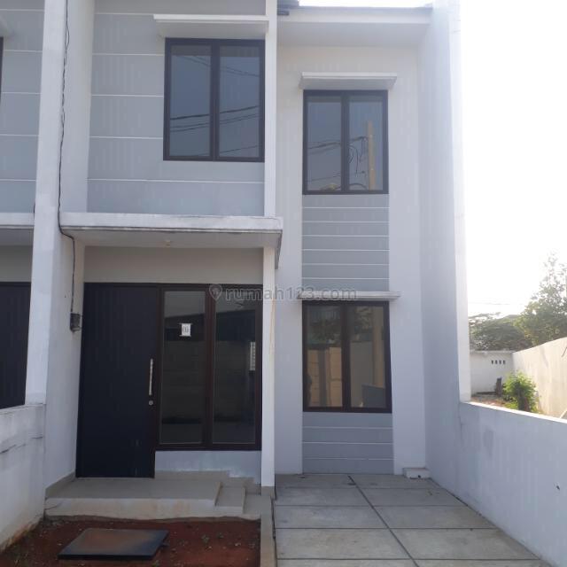 rumah cluster 2 lantai siap huni jakarta barat, cengkareng, jakarta barat