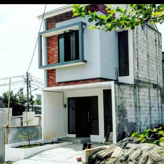 Rumah 2 Lantai di Sekitar Ciledug Dp Hanya 47jt All in, Ciledug, Tangerang