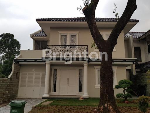Rumah Mewah Danau Biru Lippo Karawaci Tangerang, Lippo Karawaci, Tangerang