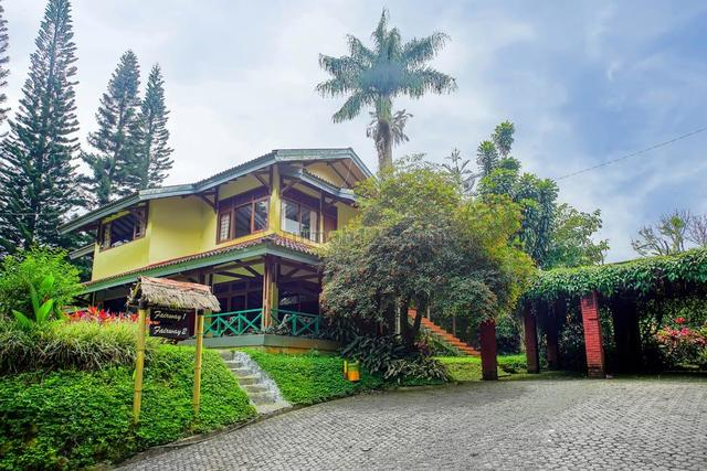 Dijual Terrace Villa Golf di Cibulan, Cibulan, Bogor