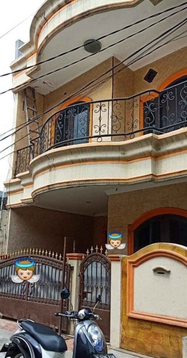 Rumah Mewah 2 Lantai Harga Hanya 19 Juta/Tahun!! Di Pondok Ungu (3852)ER, Pondok Ungu, Bekasi