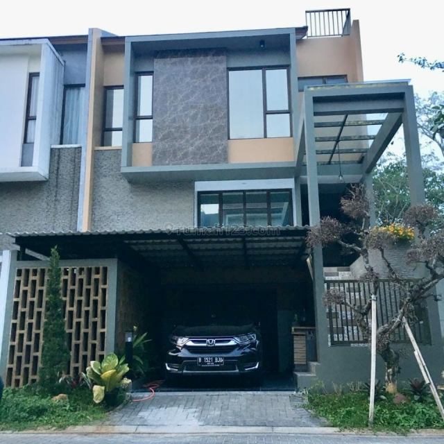Rumah sangat Mewah, Cantik serta Asri, BSD Foresta, Tangerang