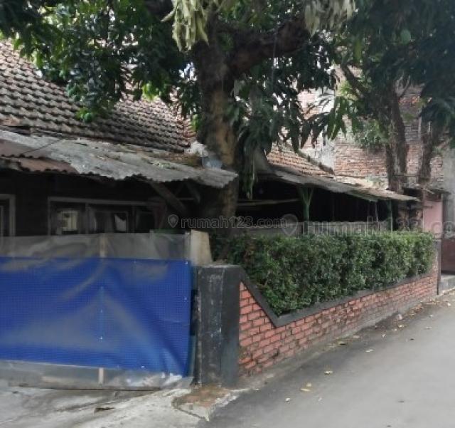 Rumah STRATEGIS 50m ke Jalan Raya Ahmad Yani Cicadas, Hitung TANAH Luas 90m, Antapani, Bandung