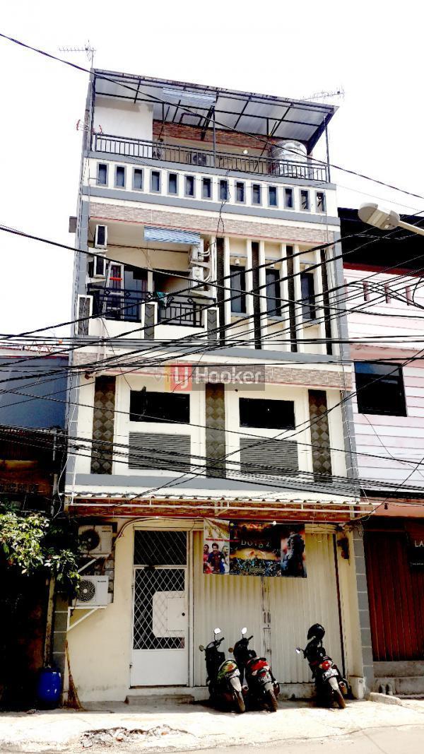 Rumah kostan di pademangan jakarta utara, Pademangan, Jakarta Utara