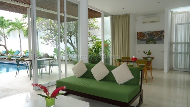 Freehold Villa in Prime Seminyak Close to The Beach, Seminyak, Badung
