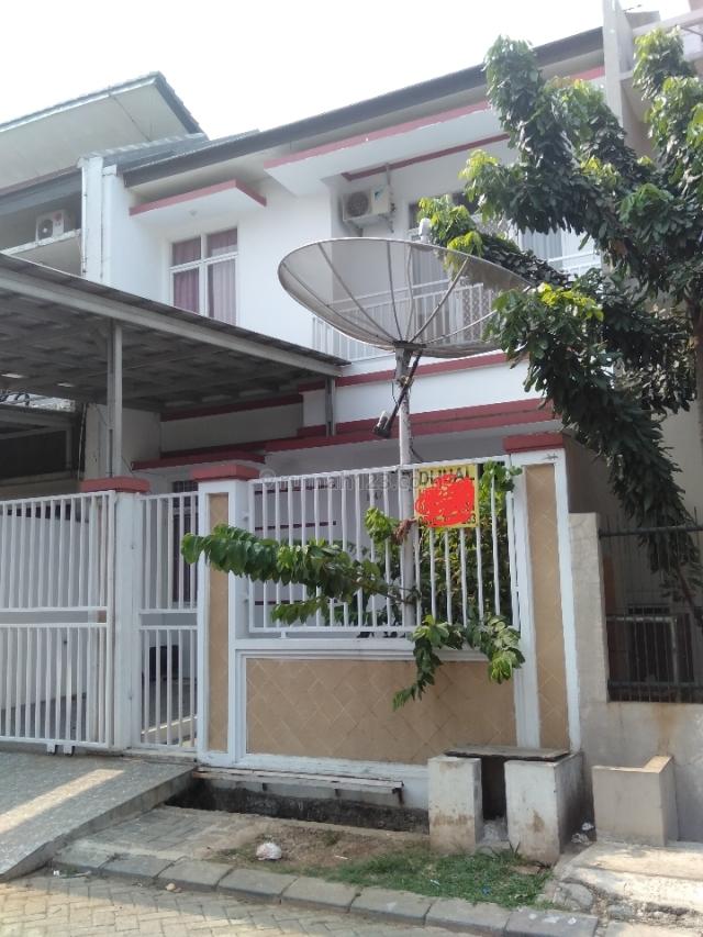 Rumah Cantik Mungil & Asri, Kemang Pratama, Bekasi
