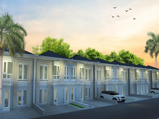 Rumah mewah 2 lt tapi harganya 1 lt Golden Rich Bintaro Bintaro / Pancoran, Cihuni, Tangerang