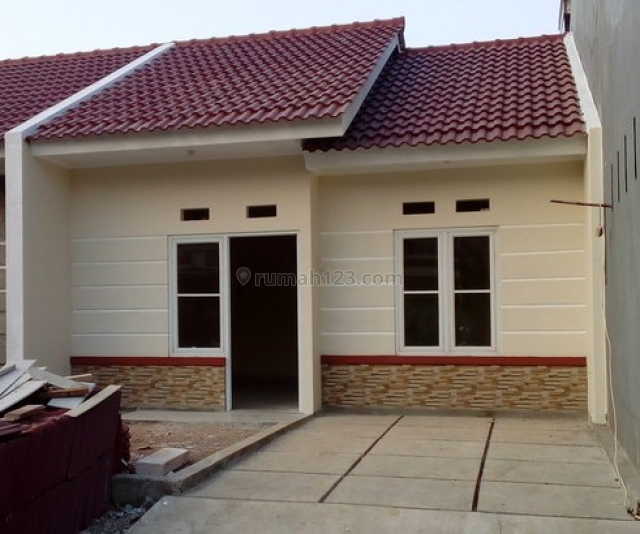 Rumah Baru Tanpa DP, Free Biaya2 di Cimuning | FP007, Cimuning, Bekasi