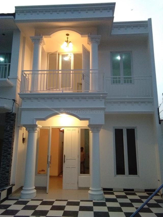 rumah indent termurah bagus sangat 2lt anti banjir bsd,serpong, Jelupang, Tangerang