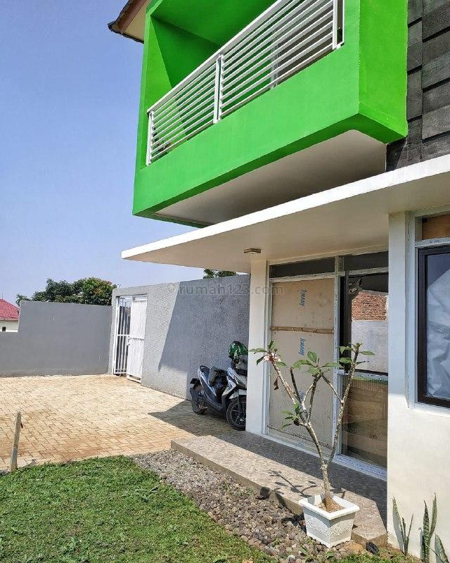 Hunian PREMIUM Lingkungan Adem di Cimahi Utara Dekat Tol. Bonus CITY VIEW, Cisarua, Bandung Barat
