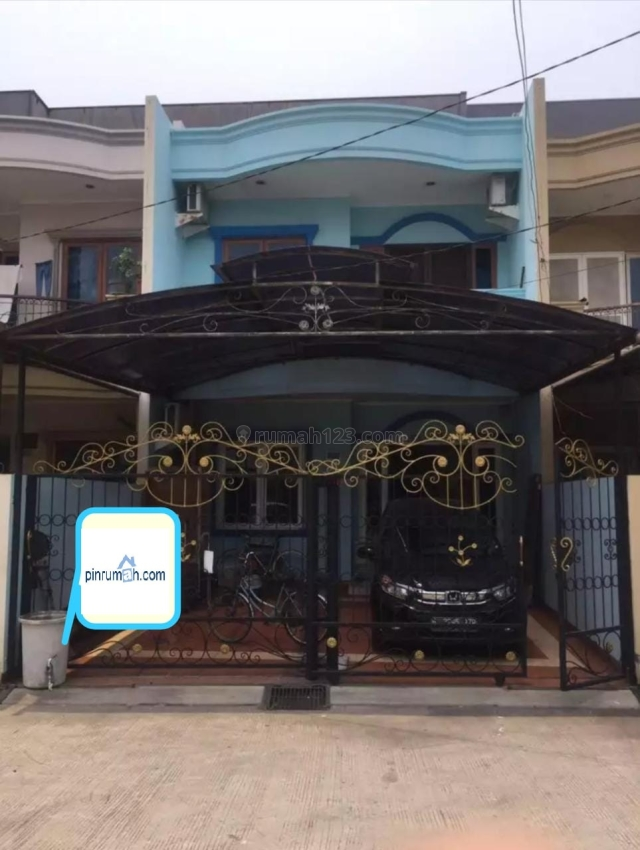 RUMAH SIAP HUNI DI TAMAN RATU, LT 128 M2 (HUB : 087882787286) CLAUDIA PR-31962, Taman Ratu, Jakarta Barat