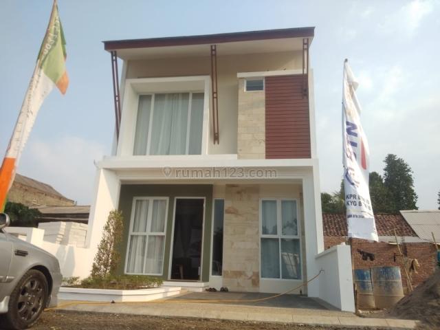 Rumah Murah Bekasi Kranggan Hijau Strategis Dekat Jalan Raya Promo Dp 5% Saja, Jatiranggon, Bekasi