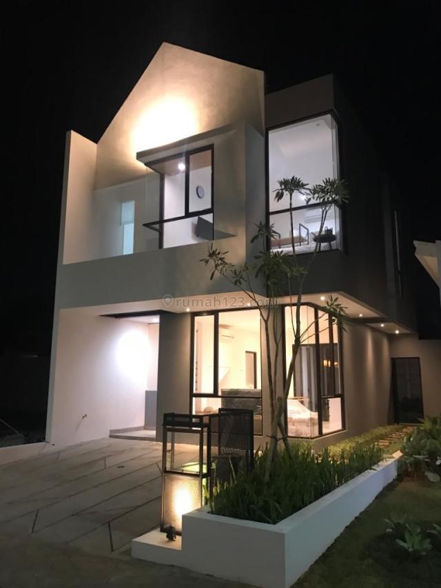Rumah modern minimalis Gyan Residence, Cisauk, Cisauk, Tangerang