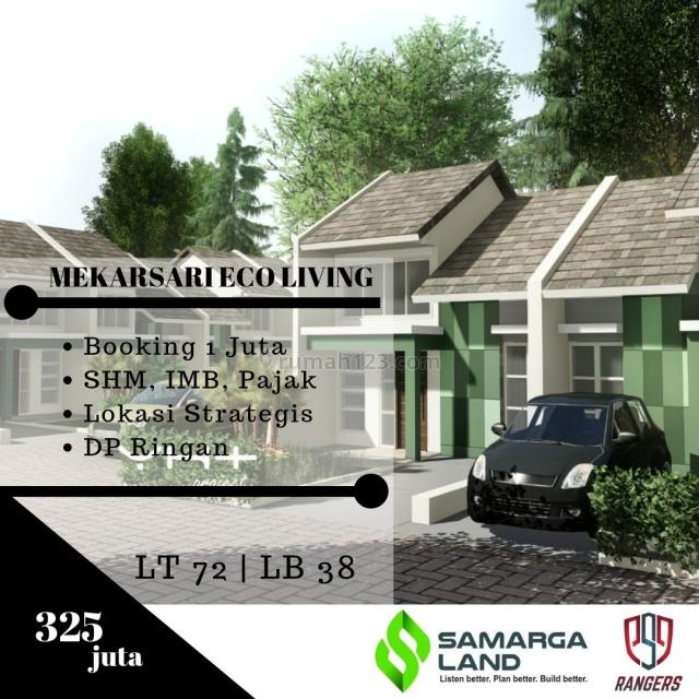 perumahan di ngamprah bandung barat, Cisarua, Bandung Barat
