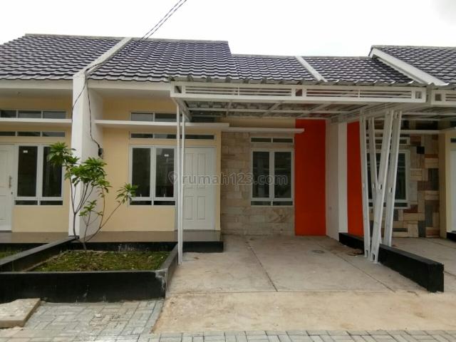 Rumah cantik cluster termurah di Kebalen Bekasi, Kebalen, Bekasi