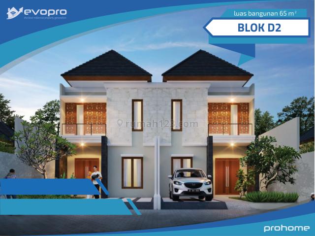 Rumah 2 Lantai Akses 15 Menit Tol DESARI, Lokasi Sawangan, Depok | GMR11, Gatot Subroto, Jakarta Selatan