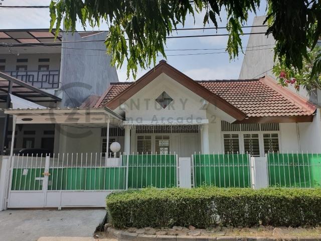 Rumah siap huni di Elang sektor 9 Bintaro Jaya, Bintaro, Tangerang