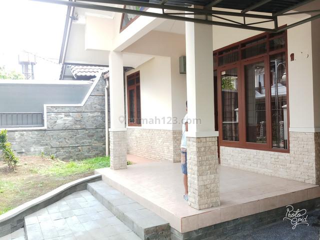 Rumah siap huni- hoek, cipageran indah 2, bandung barat, Cimahi, Bandung