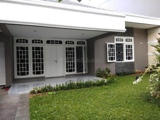 Rumah Cantik Terawat, harga miring daerah Gaharu 1 Cipete, Cipete, Jakarta Selatan