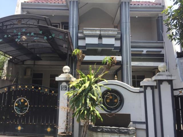 Rumah Perum BPD Singa Utara, Kalicari, Semarang